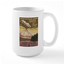 Lassen Volcanic Mug