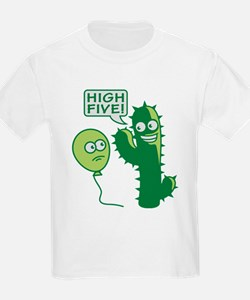 cactus_high_five T-Shirt