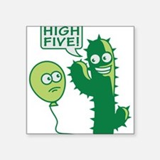 cactus_high_five Sticker