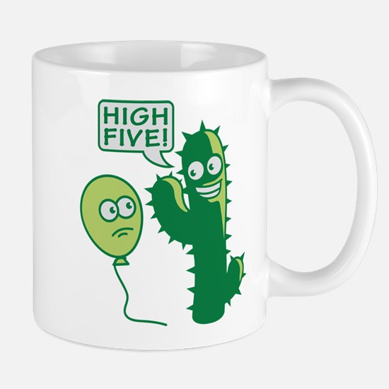 cactus_high_five Mug