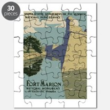 Fort Marion Puzzle