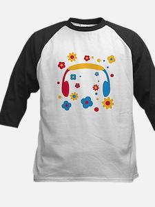 flower_power_music Baseball Jersey