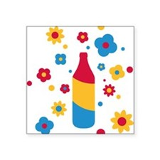 flower_power_beer Sticker