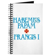 Habemus Papam - Francis I Journal