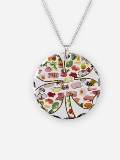 Paleo 4-Leaf Clover Necklace
