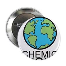"Worlds Greatest Chemical Engineer 2.25"" Button"