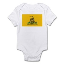 Gadsden Flag - Don't Tread On Infant Bodysuit