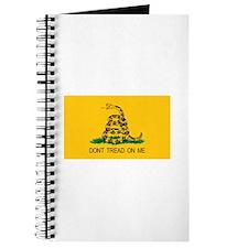 Gadsden Flag - Don't Tread On Journal