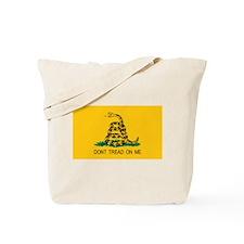 Gadsden Flag - Don't Tread On Tote Bag