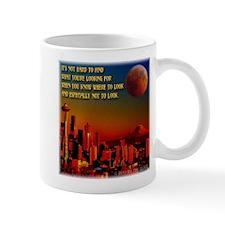 Seattle, WA Where Not To Seek Mug