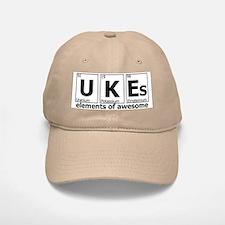UKEs Elements of Awesome Baseball Baseball Cap