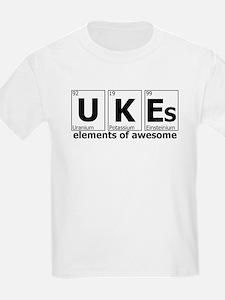 UKEs Elements of Awesome T-Shirt