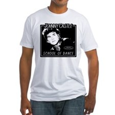 Johnny Castle Dance Fitted T-Shirt