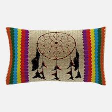 Indian Dreamcatcher Pillow Case