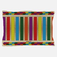 Indian Beadwork Pillow Case