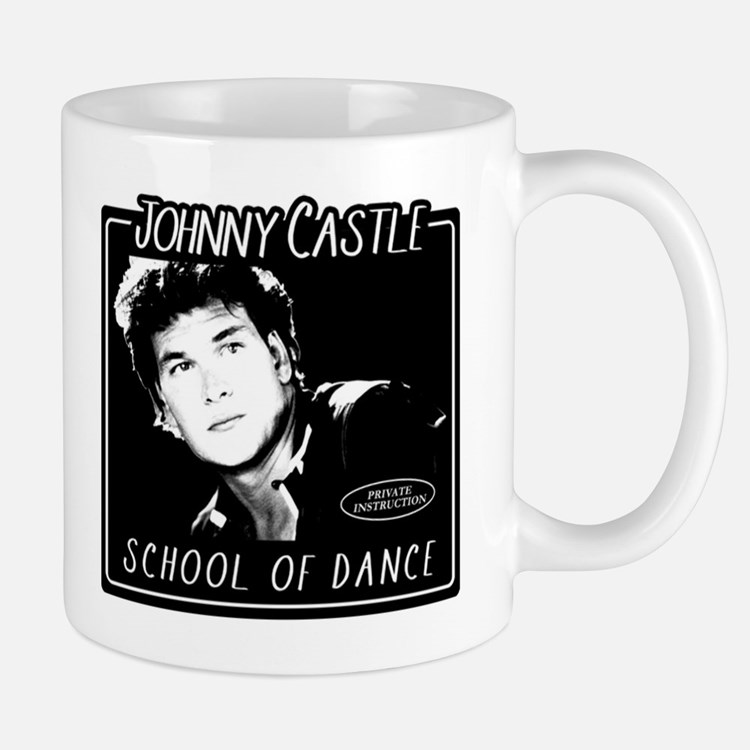 Johnny Castle Dance Mug