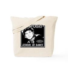 Johnny Castle Dance Tote Bag