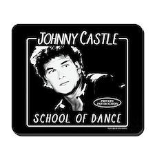 Johnny Castle Dance Mousepad