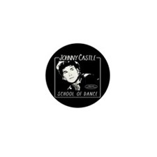 Johnny Castle Dance Mini Button