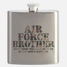 Air Force Brother Answering Flask