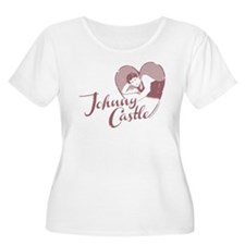 Dirty Dancing First Love Women's Plus Size Tee