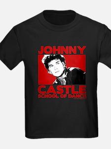 Johnny Castle Dance Bold Kids T-Shirt