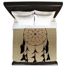 Indian Dreamcatcher King Duvet
