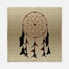 Indian Dreamcatcher Queen Duvet