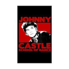 Johnny Castle Dance Bold Sticker