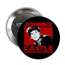 "Johnny Castle Dance Bold 2.25"" Button"