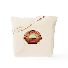 California EMA Search Rescue Tote Bag