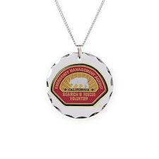 California EMA Search Rescue Necklace