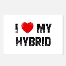 I * My Hybrid Postcards (Package of 8)