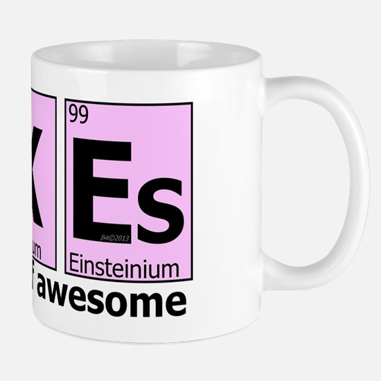 UKEs - Elements of Awesome Mug