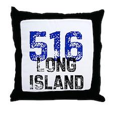 516 Throw Pillow