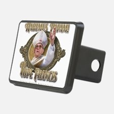 Pope Francis I Hitch Cover