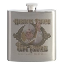 Pope Francis I Flask
