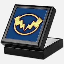 Lightning Bolts Keepsake Box