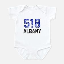 518 Infant Bodysuit
