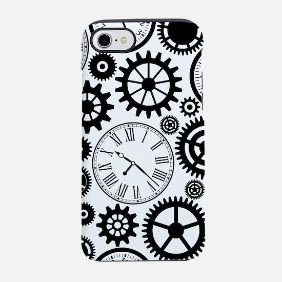 Clock's iPhone 7 Tough Case