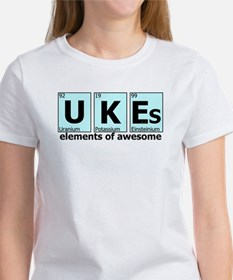 UKEs - Elements of Awesome Women's T-Shirt