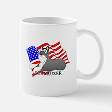 Schnauzer USA Mug