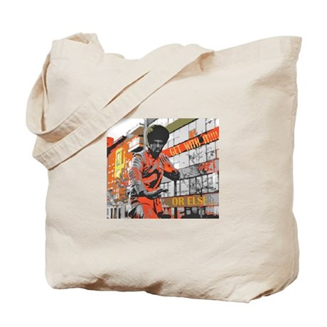 Get with it! Tote Bag