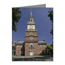Independence Hall in Philade Note Cards (Pk of 20)