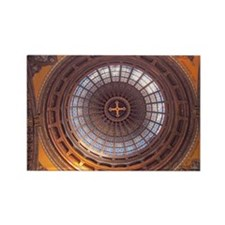 Church Dome Magnet
