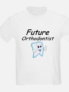 Future Orthodontist Kids T-Shirt