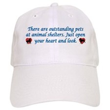 Open Your Heart Baseball Cap