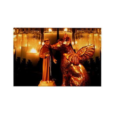 St Francis Magnet
