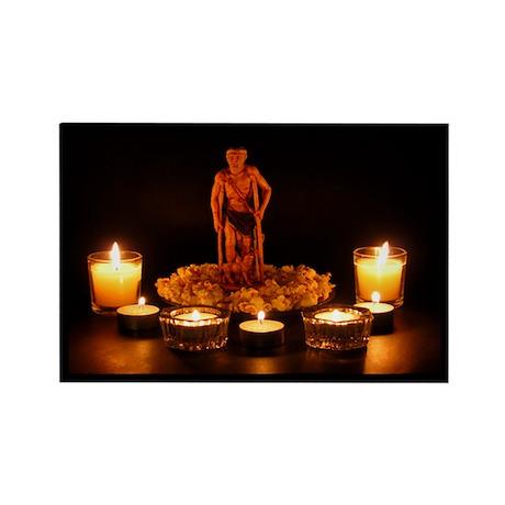St Lazarus Magnet
