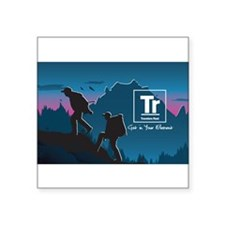 Hike T.R. Sticker